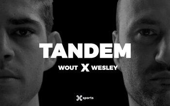 Wout van Aert - Wesley Theunis