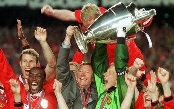 Manchester United - Bayern München