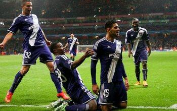 Arsenal - Anderlecht