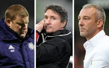 La valse des entraîneurs