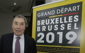 Grand Départ in Brussel