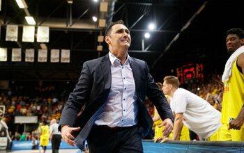 Dario Gjergja, un coach à qui tout sourit