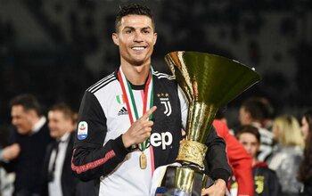 Recordman Ronaldo