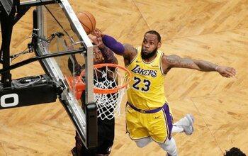 6 saisons sans play-offs pour les LA Lakers