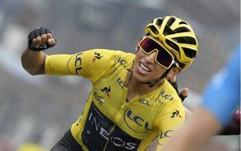 Le Tour de France (du 27 juin au 19 juillet)