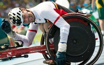 Les Jeux Paralympiques (du 25 août au 6 septembre)