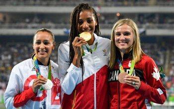 Olympische Spelen (24 juli - 9 augustus)