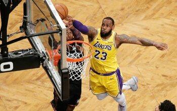 LA Lakers doen weer mee