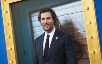 Matthew McConaughey – Jack in Titanic