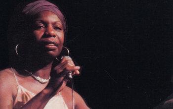 Nina Simone - 'Ne me quitte pas'