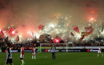 Partizan – Rode Ster Belgrado