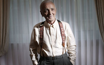 Afscheid van Charles Aznavour