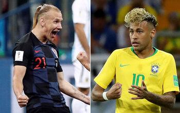 Les coiffures les plus folles du Mondial