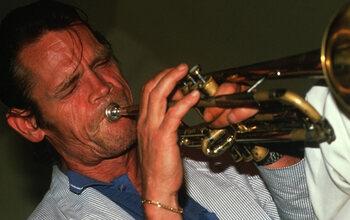De James Dean van de jazz