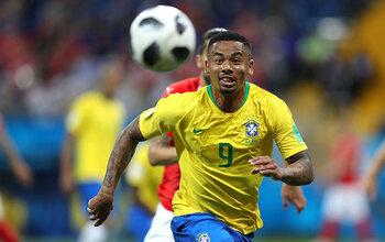 Gabriel Jesus - Brazilië