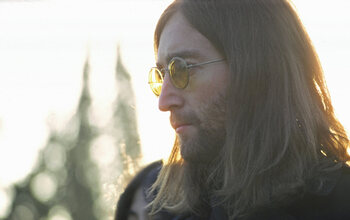 John Lennon en zijn stem