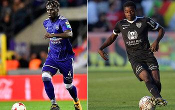 Kara Mbodj en Moussa Wague (Senegal)