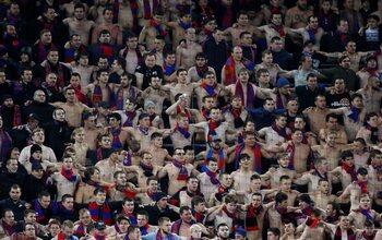 Spartak – CSKA Moskou
