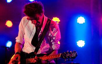 Nieuwe gitarist, nieuw elan