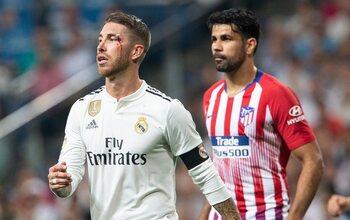 Atlético Madrid – Real Madrid