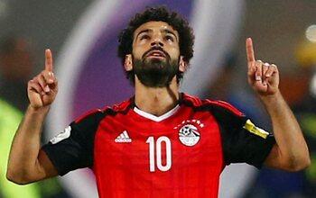 Mohamed Salah (Liverpool, Egypte)