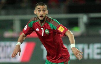 Hakim Ziyech (Ajax, Maroc)
