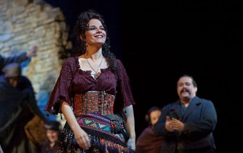 'Carmen' van Bizet - New York Metropolitan Opera