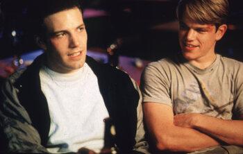 La détermination de Matt Damon et Ben Affleck