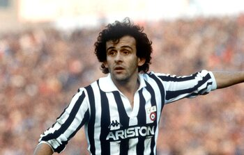 One day, one goal: Platini privé d'un but magistral contre l'Argentinos Juniors