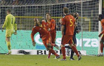 Belgique - Autriche (4-4)
