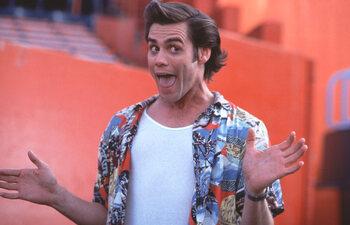 Jim Carrey dans tous les 'Ace Ventura'