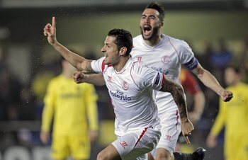 One day, one goal: Vitolo scoort snelste treffer ooit in Europa League