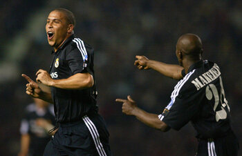 Ronaldo en feu !