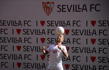 Papu Gomez au FC Séville