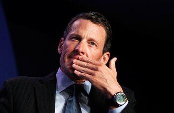 """Lance Armstrong: """"Of ik kanker kreeg door dopinggebruik? Ik zeg niet 'neen'"""""""