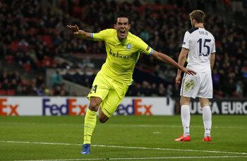 One day, one goal: Perbut permet à Gand de réaliser un incroyable exploit à Tottenham