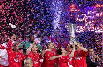 Cinq trophées en un an pour les Reds