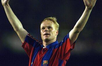 One day, one goal: de schicht van Barça-smaakmaker Ronald Koeman tegen Porto