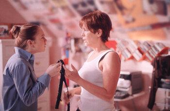 Tess Coleman dans 'Freaky Friday : Dans la peau de ma mère'