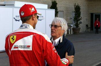 De grote man achter de commercialisering van de Formule 1