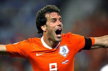 Van Nistelrooy erkent fout