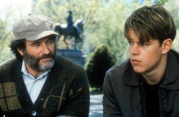 Wees regie van Good Will Hunting van de hand, omdat hij Damon en Affleck niet kende