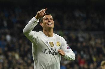 Ronaldo op eenzame hoogte