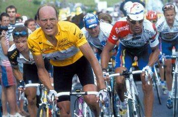 Tour 1996 als hoogtepunt