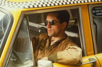 """""""You talkin' to me?"""" - Taxi Driver (1976)"""