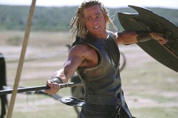 Pourquoi Brad Pitt regrette d'avoir joué dans le film 'Troie'