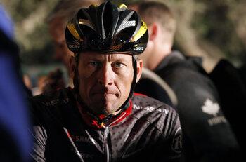 """Lance Armstrong: """"Het kon erger. Ik kon Floyd Landis zijn en elke dag ontwaken als een stuk stront"""""""