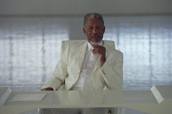 'Bruce Almighty' op Play4: waarom Morgan Freeman de perfecte God met duivelse ambities is