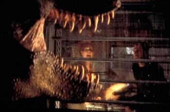 Tyrannosaures plus vrais que nature