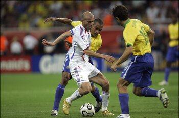 Makelele et Zidane en mode patron